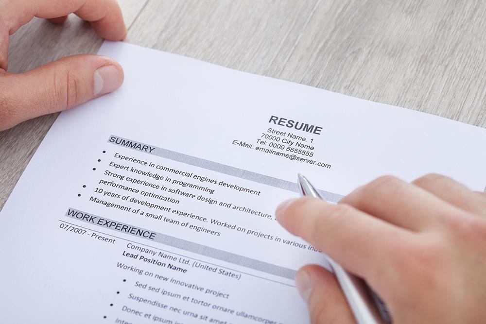 7 Ways to Make Your Resume