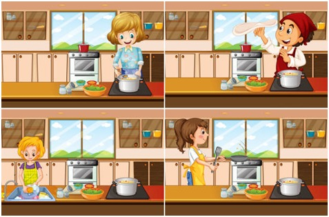 cooking video games
