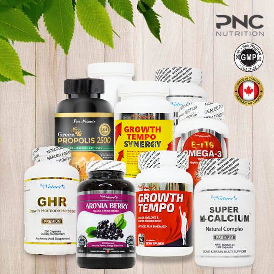 PNC Great Supplement Company in Canada now launched on Amazon US