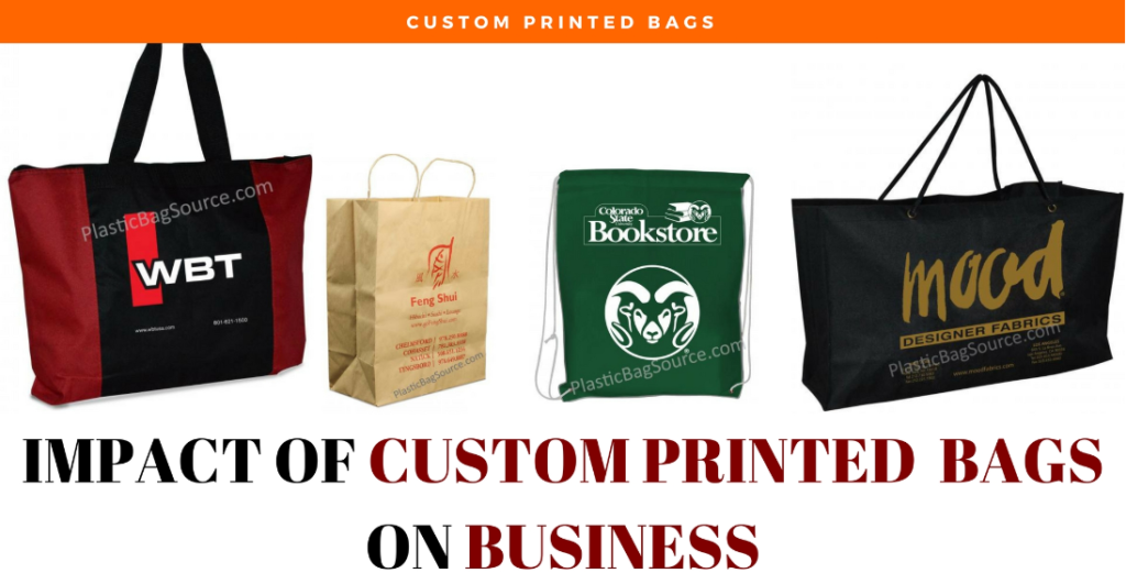 How to choose custom printed bags for your retail business?