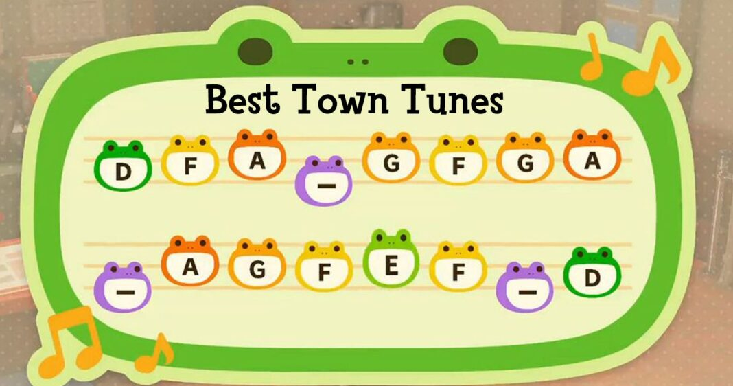 Animal Crossing Town Tunes