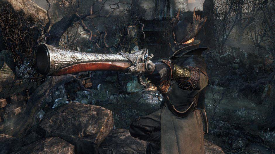 Bloodborne Weapons