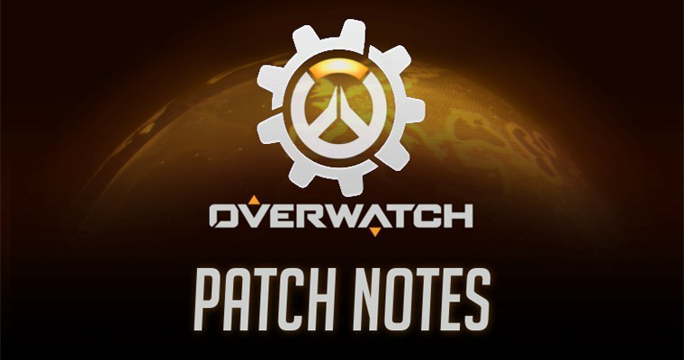 Overwatch Patch Notes