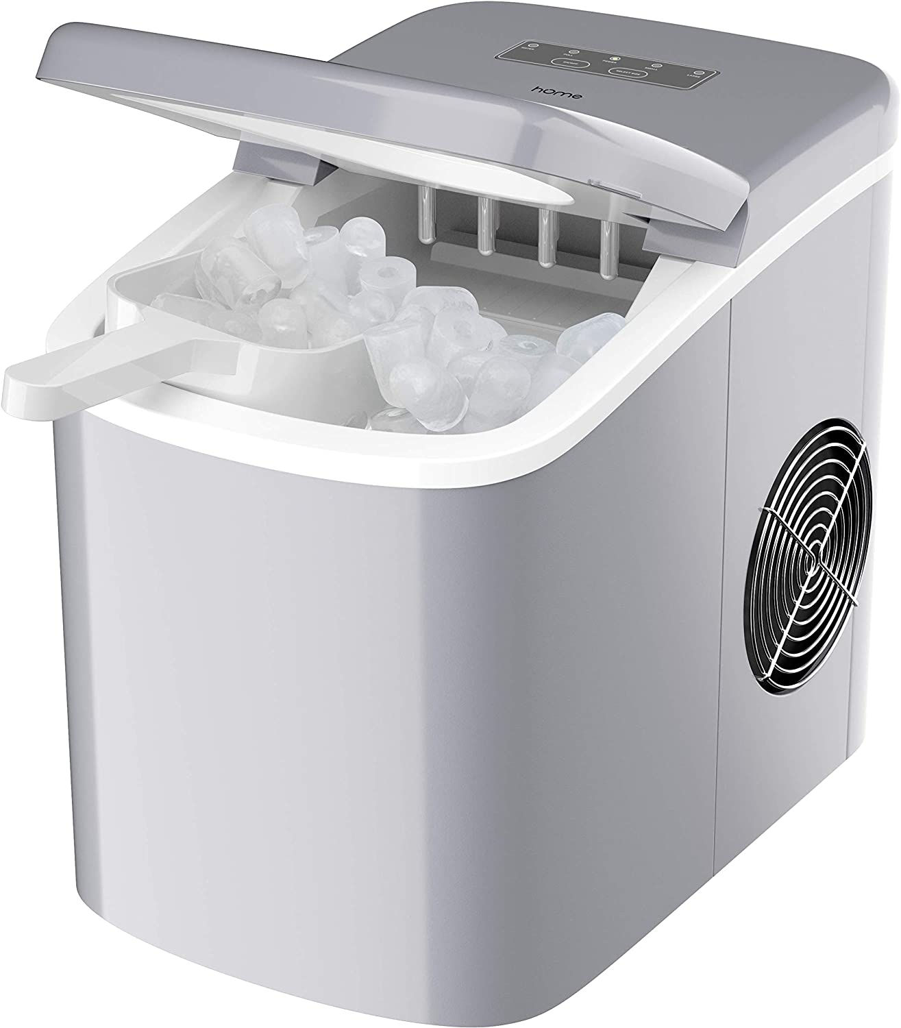 What are the uses of ice makers?