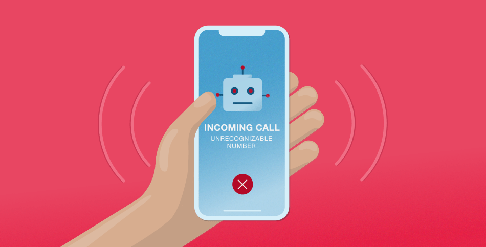 Stop Robocalls from Spamming