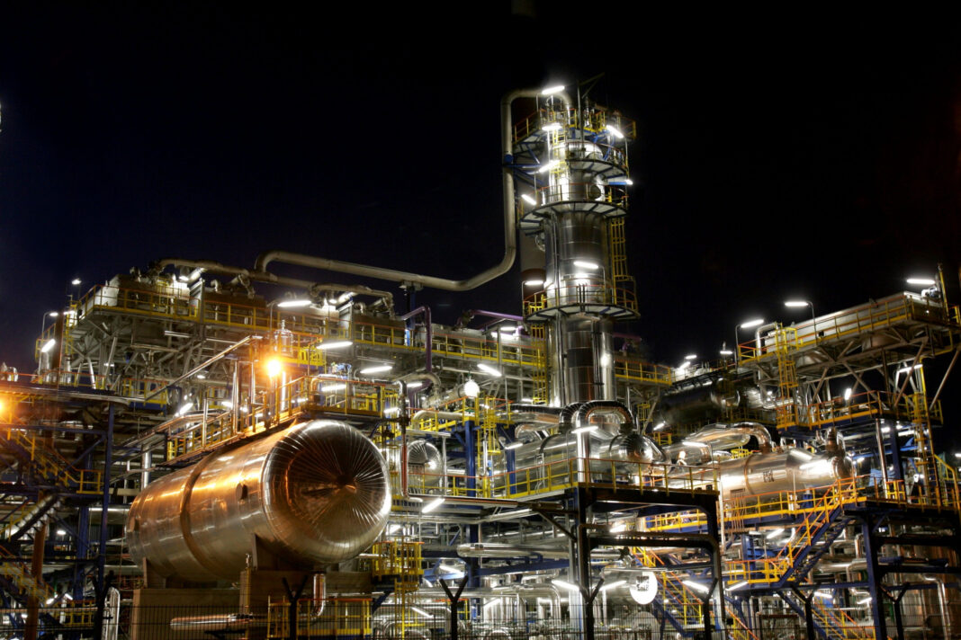 CHEMICAL INDUSTRY CAN BE A GOLDMINE