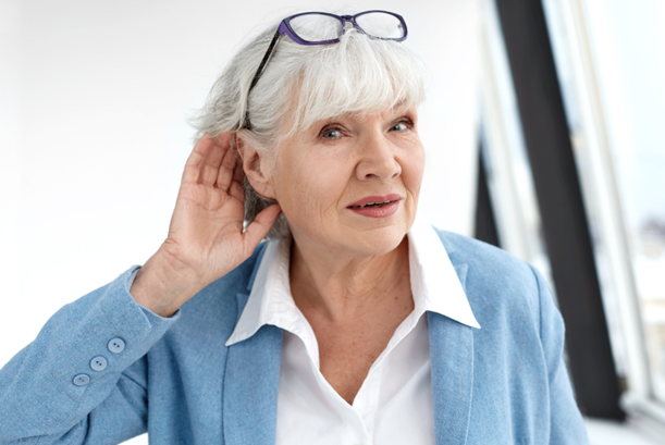 Common Signs of Hearing Loss in Seniors