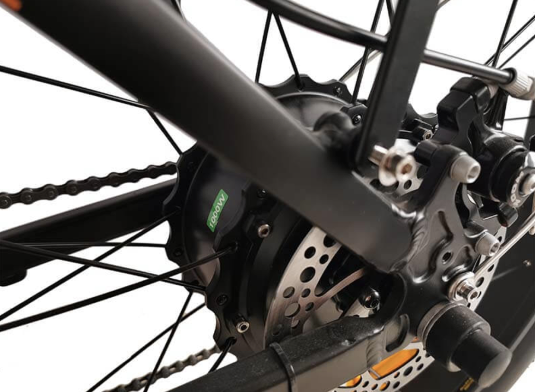 Everything you need to know about the functioning of 1000W bikes