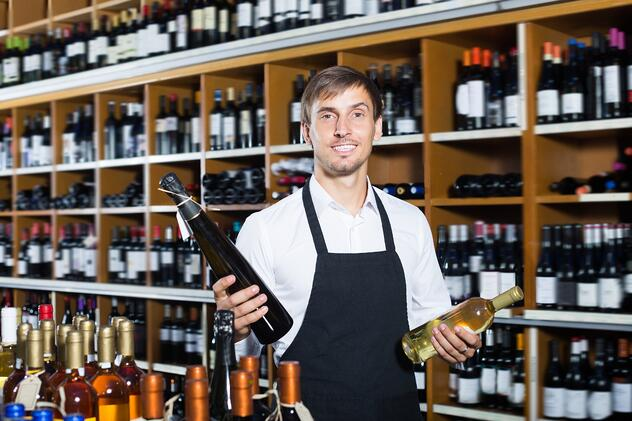 Wine promotions in wineries and bars