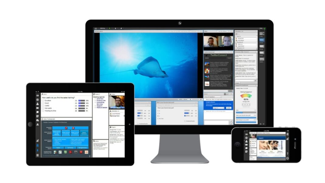 Basic Features Of A Web Conferencing Tool